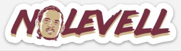 Nolevell Sticker Version 1